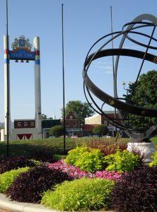 Downtown Pella - Tulip Toren