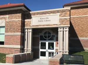 Knoxville, IA Library | Kuyper Foundation